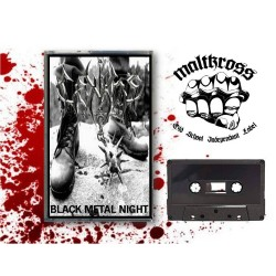 TAPE - CAMOS - BLACK METAL...
