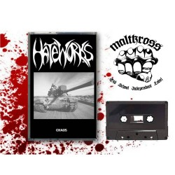 TAPE - HATEWORKS - CHAOS -...