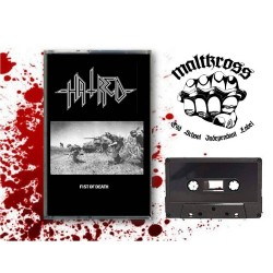 TAPE - HATRED - FIST OF...