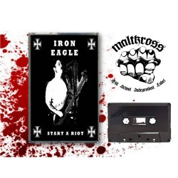 TAPE - IRON EAGLE - START A...