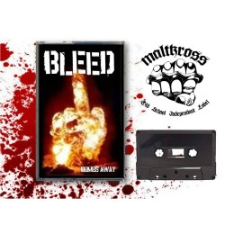 TAPE - BLEED - BOMBS AWAY -...