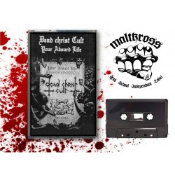 TAPE - DEAD CHRIST CULT -...