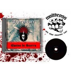 CD - STURMTIGER - CANTOS DE...