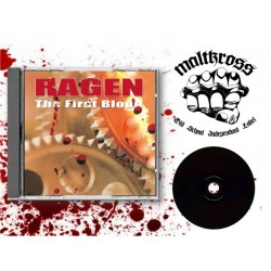 CD - RAGEN - FIRST BLOOD -...