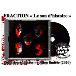 CD - FRACTION - LE SON...
