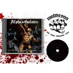 CD - ALPHA GALATES -...