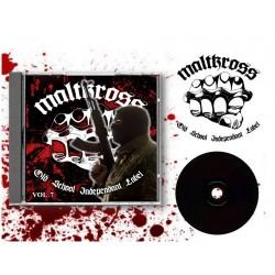 CD - MALTKROSS LABEL -...