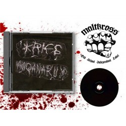 CD - KRIEG AWQANAKUY - 2009...