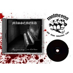 CD - MASSEMORD - PLAY YOUR...